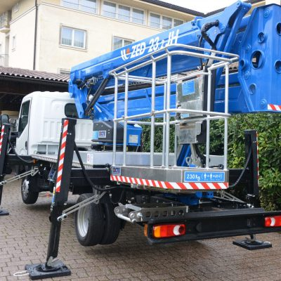Self Drives Hire - Hire from Height Platforms