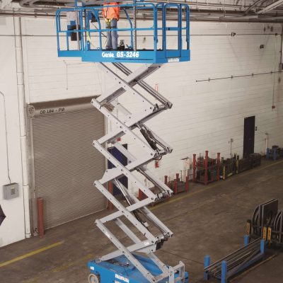 Genie GS 3246 Battery Scissors Lift 400x400 - Genie 3246