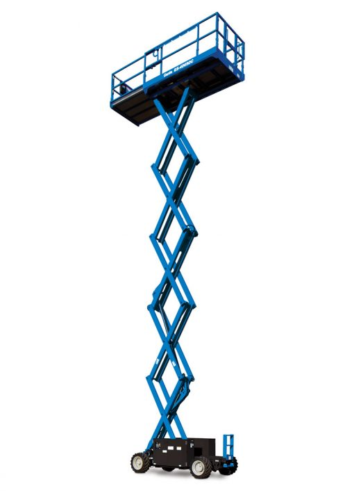 Genie GS 5390 Diesel Scissor Lift Height Platforms www.heightplatforms.ie  510x706 - Genie 5390RT