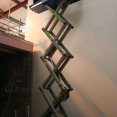 Genie 1932 - Battery Scissor Lift - Height Platforms - www.heightplatforms.ie