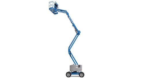 Genie Z45/25J RT Articulated Boom Hire - Height Platforms - www.heightplatforms.ie