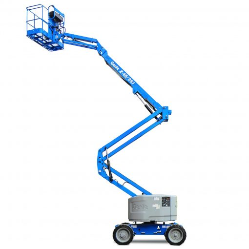 Genie Z45 25J.RT - Articulated Boom Lift - Height Platforms - www.heightplatforms.ie