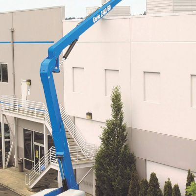 Genie Z80 60 - Articulated Boom Lift - Height Platforms - www.heightplatforms.ie