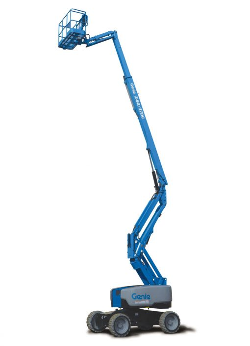 Genie Z80 60 Articulated Boom Hire - Height Platforms - www.heightplatforms.ie