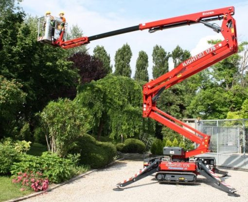 Hinowa Lightlift 17.75 Performance IIIS - Hire from Height Platforms