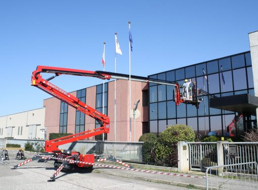 Spider Lift Hire - Height Platforms - www.heightplatforms.ie