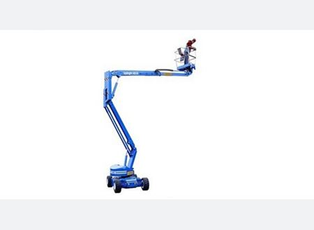 Upright AB38 Battery Boom Hire - Height Platforms