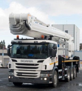 Truck Mount Bronto Skylift S 70 XR Hire from Height Platforms