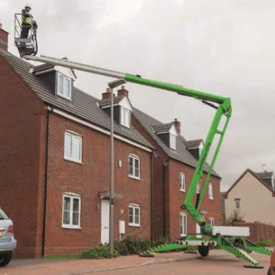 Nifty 170 hire from Height Platforms