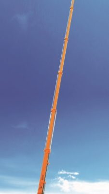 Omme 4200RBDJ hire from Height Platforms