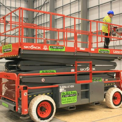 Scissor Lift Skyjack 9250RT