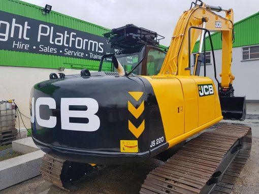 JCB JS200 Refurb