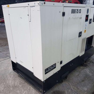 Bruno BGG 60 KVA 3 Phase Generator 7 400x400 - Versalift ET36NF on Ford Transit Van