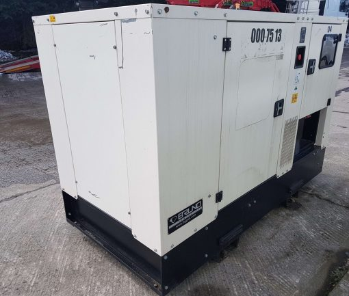 Bruno BGG 60 KVA 3 Phase Generator for Sale from Height Platforms