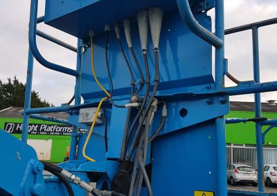 Genie S45 Telescopic Diesel Boom for sale 3 400x284 - Plant for Sale