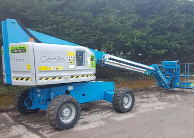 Genie S45 Telescopic Diesel Boom for sale 7 400x284 - Plant for Sale