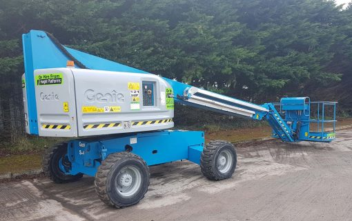 Genie S45 Telescopic Diesel Boom for sale from Height Platforms