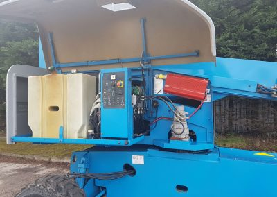 Genie S45 Telescopic Diesel Boom for sale 8 400x284 - Plant for Sale