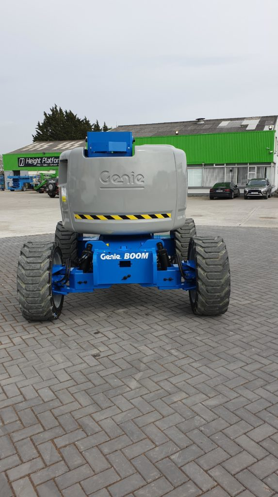 Genie Z45 25J front-min for sale from Height Platforms - www.heightplatforms.ie
