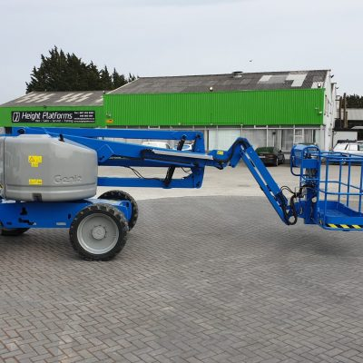 Genie Z4525J left side-min for sale from Height Platforms - www.heightplatforms.ie