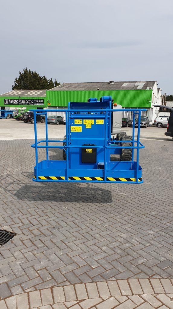 Genie Z45 25J rear-min for sale from Height Platforms - www.heightplatforms.ie