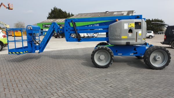 Genie Z45 25J right side-min for sale from Height Platforms - www.heightplatforms.ie