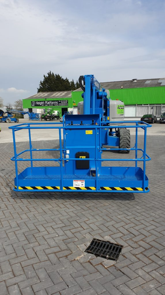 Genie Z60 34 rear-min for sale from Height Platforms - www.heightplatforms.ie