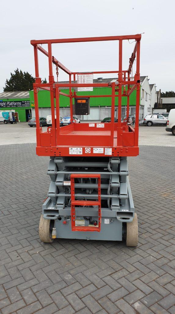 Skyjack 4632 rear-min for sale from Height Platforms - www.heightplatforms.ie