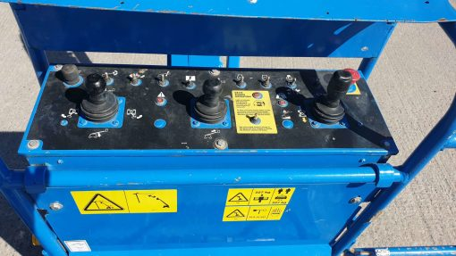 Genie S65-368HP Platform Controls Genie S65 Diesel Telescopic Boom for sale