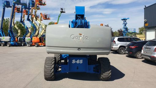 Genie S65-368HP Rear Genie S65 Diesel Telescopic Boom for sale