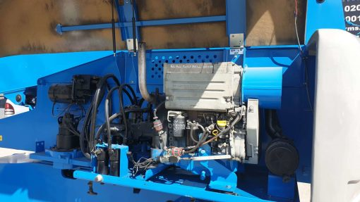 Genie S65 Diesel Telescopic Boom for sale