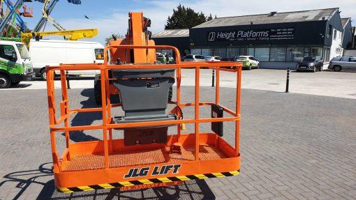 JLG 660SJ Basket for sale from Height Platforms - www.heightplatforms.ie