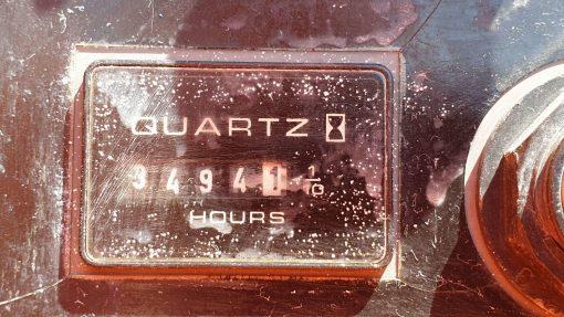 JLG 660SJ Hour Clock - JLG 660SJ