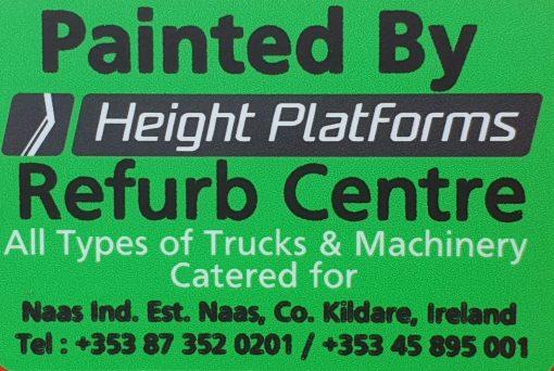 Height Platforms Ltd Refurb Centre - SkyJack SJ6832RT Diesel Scissors Lift for sale from Height Platforms