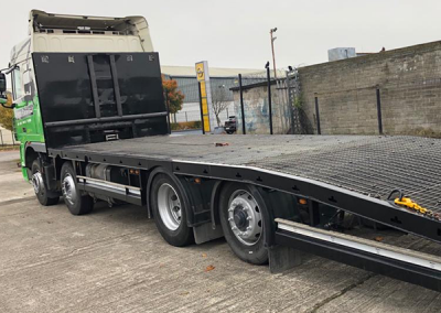 Height Platforms Delivery Lorry after 2 400x284 - Height Platforms' Delivery Lorry