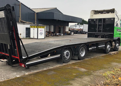 Height Platforms Delivery Lorry after 3 400x284 - Height Platforms' Delivery Lorry