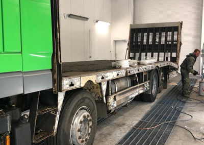 Height Platforms Delivery Lorry during 400x284 - Height Platforms' Delivery Lorry