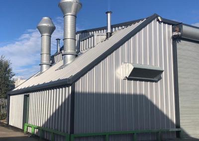 Height Platforms Refurb Centre Spray Shop External 400x284 - State-of-the-Art Refurb Centre