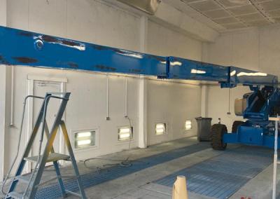 Height Platforms Refurb Centre Spray Shop Internal 3 400x284 - State-of-the-Art Refurb Centre